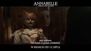 Gambar cover ANNABELLE WRACA DO DOMU - spot Artifacts 15