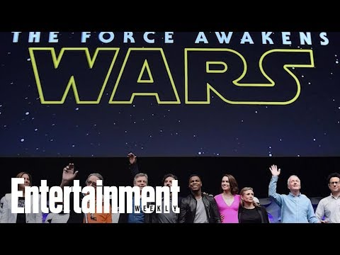 J.J. Abrams Will Return To Write & Direct Star Wars: Episode IX | News Flash | Entertainment Weekly