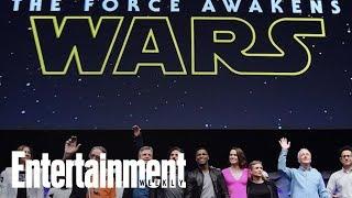 J.J. Abrams Will Return To Write & Direct Star Wars: Episode IX | News Flash | Entertainment Weekly