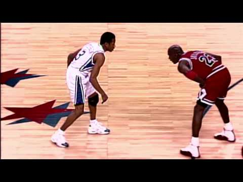 the truth behind the Michael Jordan and Allen Iverson beef
