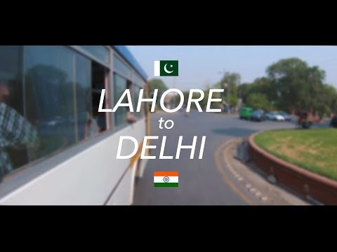 LAHORE - DELHI