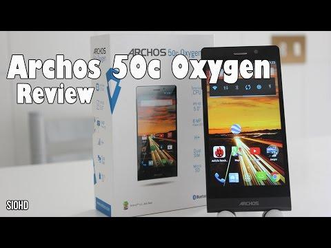 Archos 50c oxygen review y análisis en Español | SIO