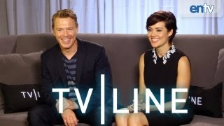 """The Blacklist"" Interview - Comic-Con 2013 - TVLine"