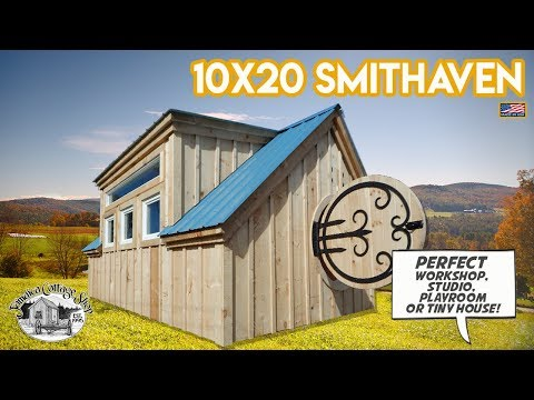 The Smithaven - One of Our Most Beloved Cabin Designs