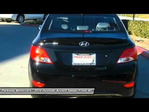 2016 Hyundai Accent Valencia CA 2168213