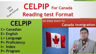 CELPIP READING TEST- QUESTION TYPE - TEST - FORMAT | Super Achievers Abroad Education