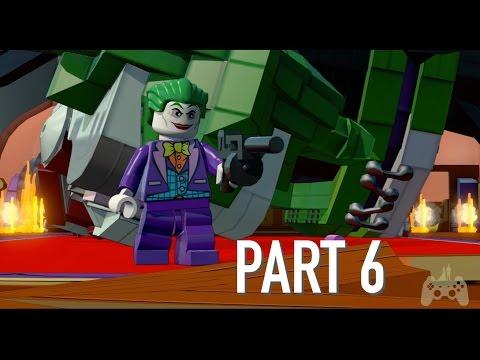lego dimensions walkthrough gameplay part 6 the joker. Black Bedroom Furniture Sets. Home Design Ideas