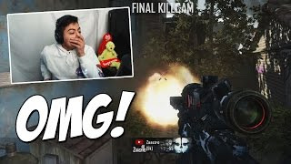 I HIT THE STANDOFF WINDOW SHOT! - Bo2 FFA TrickShotting!