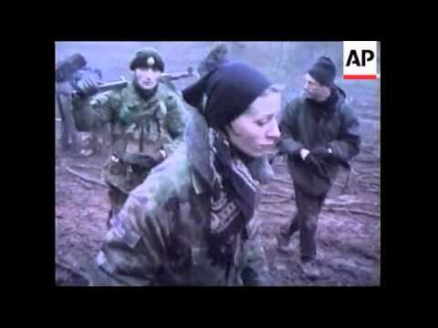CHECHNYA: NEW BATTLES TAKE PLACE