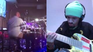 "MonoNeon: Calvin Rodgers playing ""Footsteps In The Dark"""