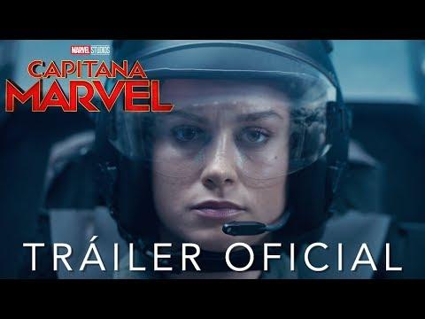 Trailer oficial de Capitana Marvel