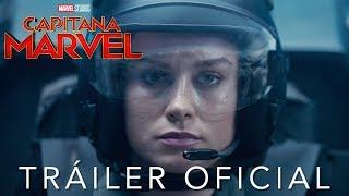 Capitana Marvel, de Marvel Studios – Tráiler Oficial #1
