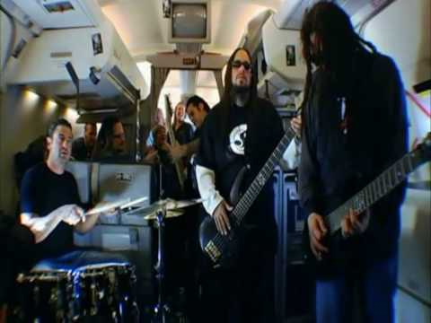 korn-falling away from me (live on airplane)-HQ