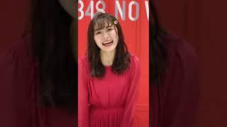2019年5月5日AKB48大握手会@パシフィコ横浜 長谷川玲奈ちゃん 1S動画が当たったので、今まで応援してくれたファンの方へのメッセージを頂きました!