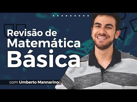 COMO REVISAR MATEMÁTICA BÁSICA - Sequência de conteúdos para aprender Matemática DO ZERO
