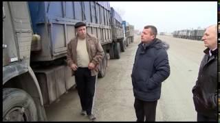 Зерновозы - угроза на дорогах