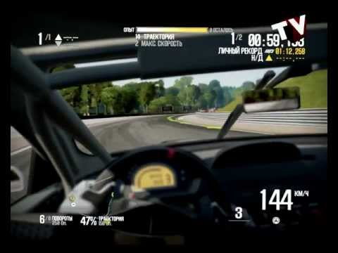 Обзор по гонкам online
