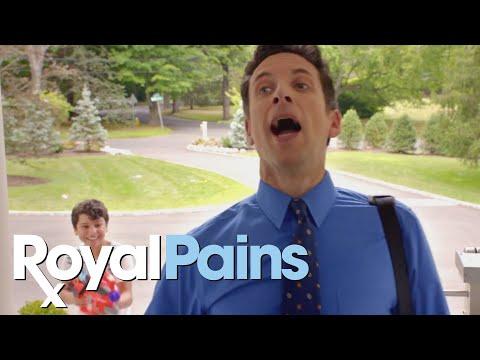 Royal Pains  Cast   The Final Season: Ben Shenkman