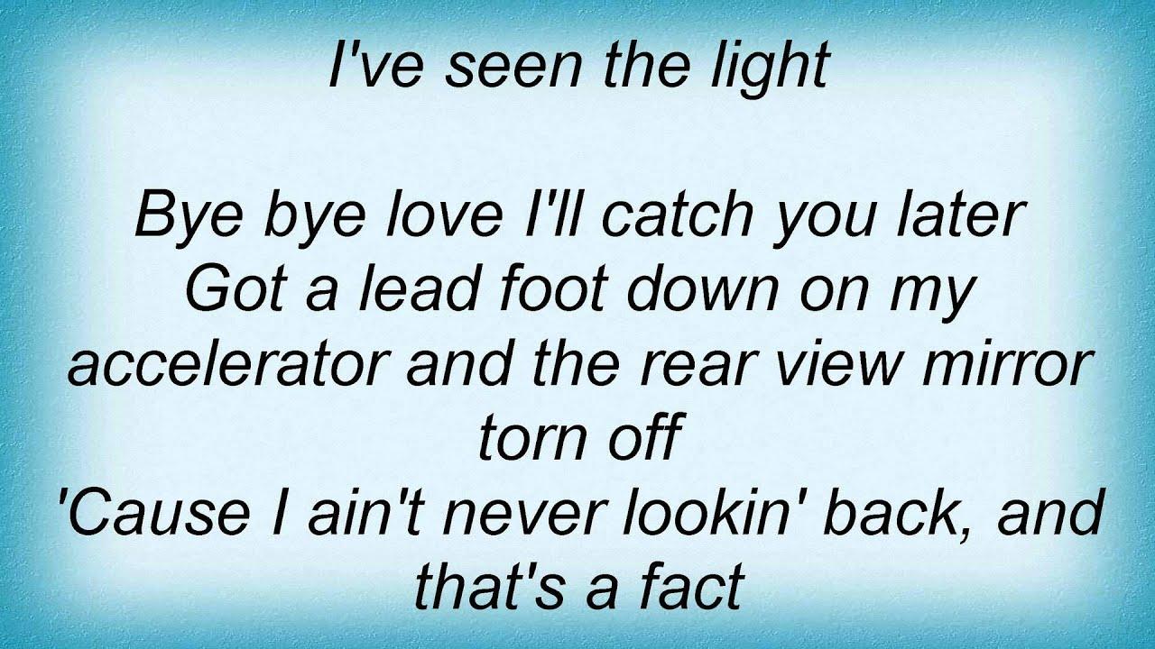 Jo Dee Messina - Bye Bye Lyrics - YouTube