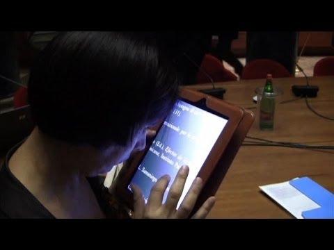 Libri accessibili ai non vedenti, l'Italia capofila in Europa