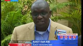 Dira ya Wiki: Raila adai kwamba kuna njama ya kutumia jeshi kuiba kura [28/7/2017]]