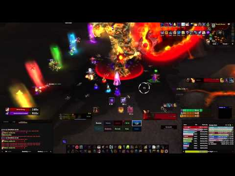 10 Man Heroic Baleroc - Shadow Priest PoV