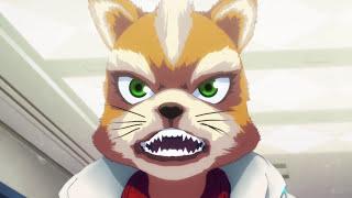 Star Fox Zero: The Battle Begins Full Animated Short Movie