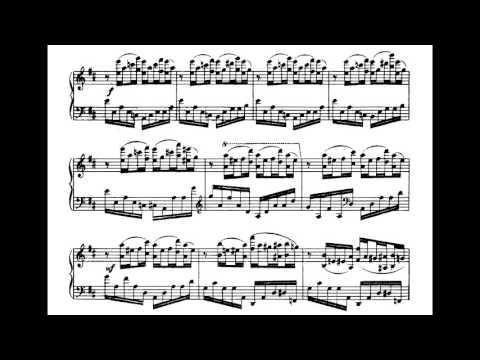 Igor Stravinsky ‒ 4 Etudes, Op.7