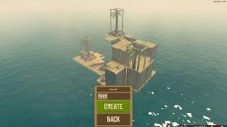 Читы для игры Raft! (Версия 1.04)