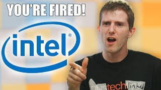 Intel CEO FIRED over scandal??