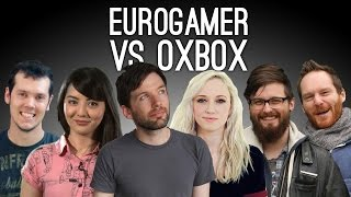 OXBOX VS EUROGAMER: Let's Play Worms WMD - Tank vs Helicopter!
