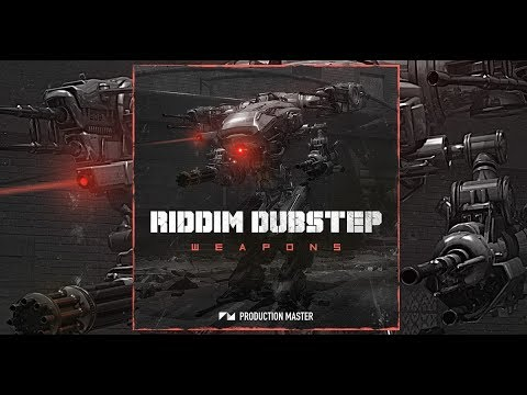 Riddim Dubstep Weapons WAV ABLETON LiVE TEMPLATE-DiSCOVER