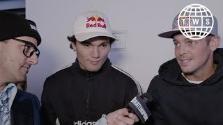 Red Bull Skateboarding's You Good? Premiere | Skate Nerd On Location