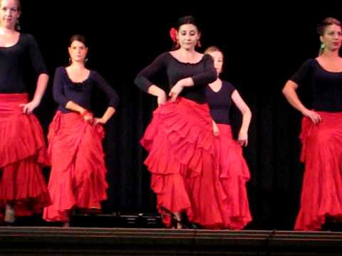 Tango Flamenco Carmen Caparros 2011
