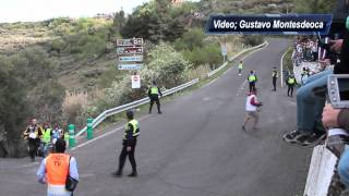 Accidente Marco lorenzo, Rally islas canarias 2012, trofeo el corte ingles 2012 - Mac and PC.mp4