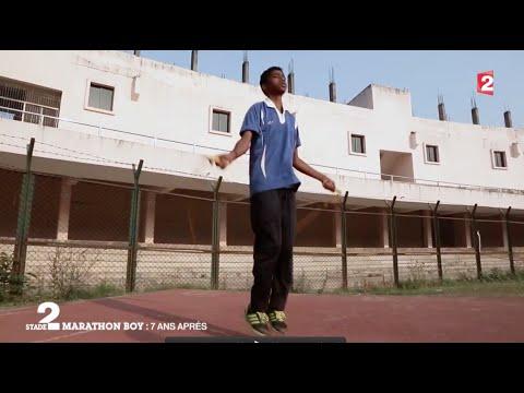 "L'incroyable destin de ""Marathon Boy"" // Stade 2"