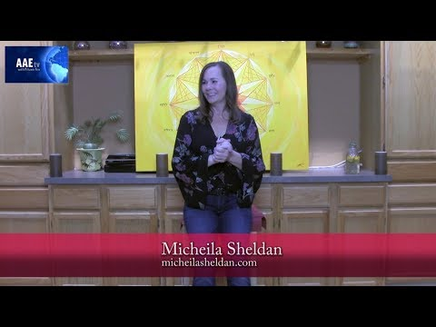 AAE tv | Collective Imprints and Creation | Micheila Sheldan | 8.5.17