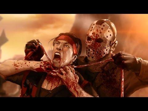 Save Mortal Kombat X - Jason - Final Arcade/Torre com Dublagem e Legendas em Português do Brasil Pictures
