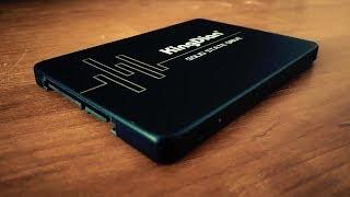 KingDian S280 240Gb - какой он, самый дешёвый SSD диск из Китая!?