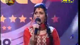 Anantpal Billa and Nimrat Khaira voice of punjab season 3 winner live mera mahi