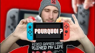 NINTENDO SWITCH | POURQUOI ?