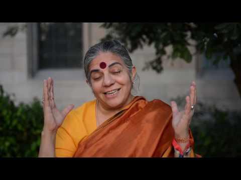 Vandana Shiva Environmental Activist India