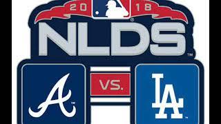 2018 NLDS Preview: Atlanta Braves vs. Los Angeles Dodgers