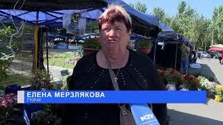 Гүл өстүрүүнү сүйүүчүлөргө арналган жарманке. NewTV