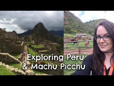 Peru & Machu Picchu with Mi Madre