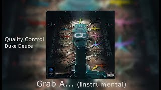 Quality Control, Duke Deuce - Grab A... ft. Tay Keith | Instrumental🔥