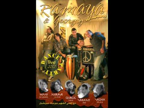 Georgig Chirishian CHOKOLATA CHIKITA & Armenian Arabic Midley 2 Recodedat At  Studio Acoustic & Studio 55