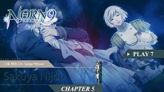 Welcome ◇ Chapter 5 - Part 1 Nijou Sakuya CV: Saiga Mitsuki Kuga Mikoto CV: Takagaki Ayahi ↡↡ Last Episode ↡↡ https://youtu.be/XPMwm8Oin7U ↡↡ My ...