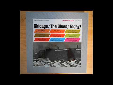 Chicago Blues Tday 2: Junior Wells Chicago Blues Band - It Hurts Me Too (When Things Go Wrong)