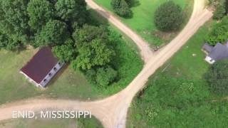 Churches of Enid, Mississippi